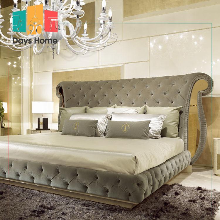 سرير نفرين  إيطالي بسيط
