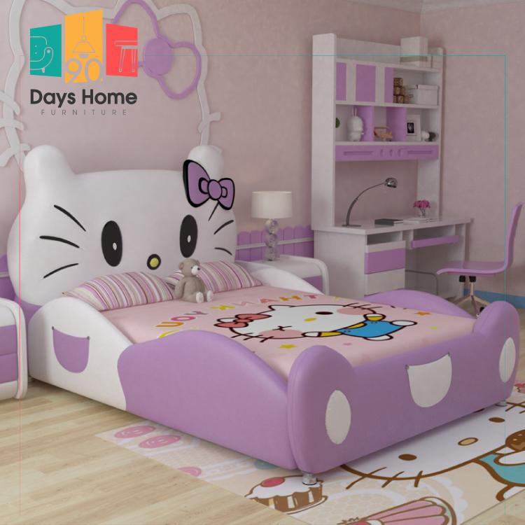 غرفة نوم للأطفال  جميلة مرحبا كيتي