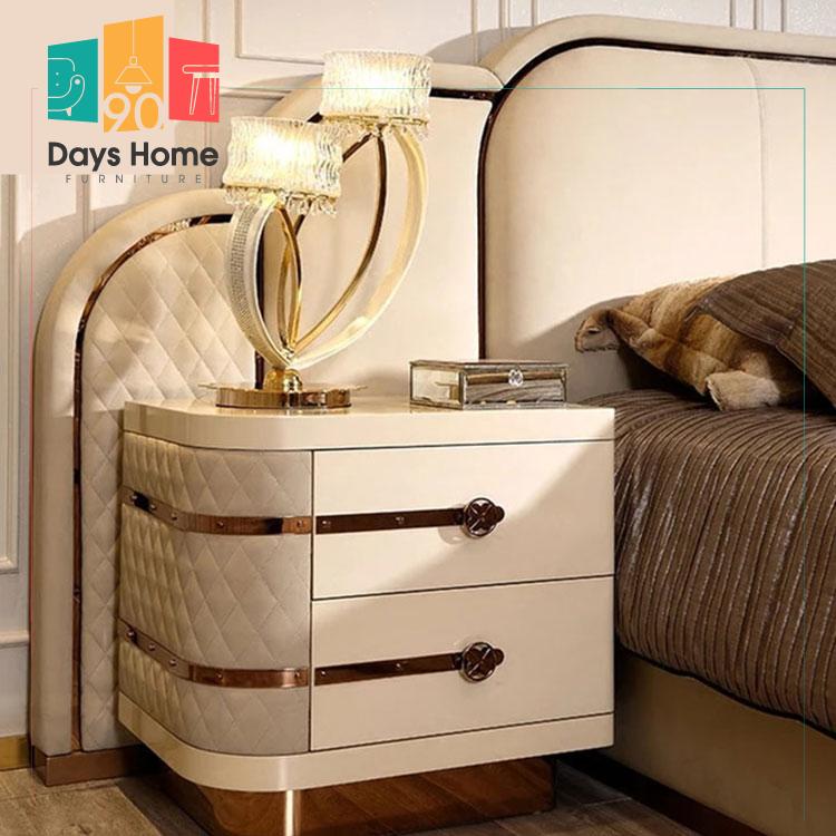 سرير نفرين  تصميم اوربي