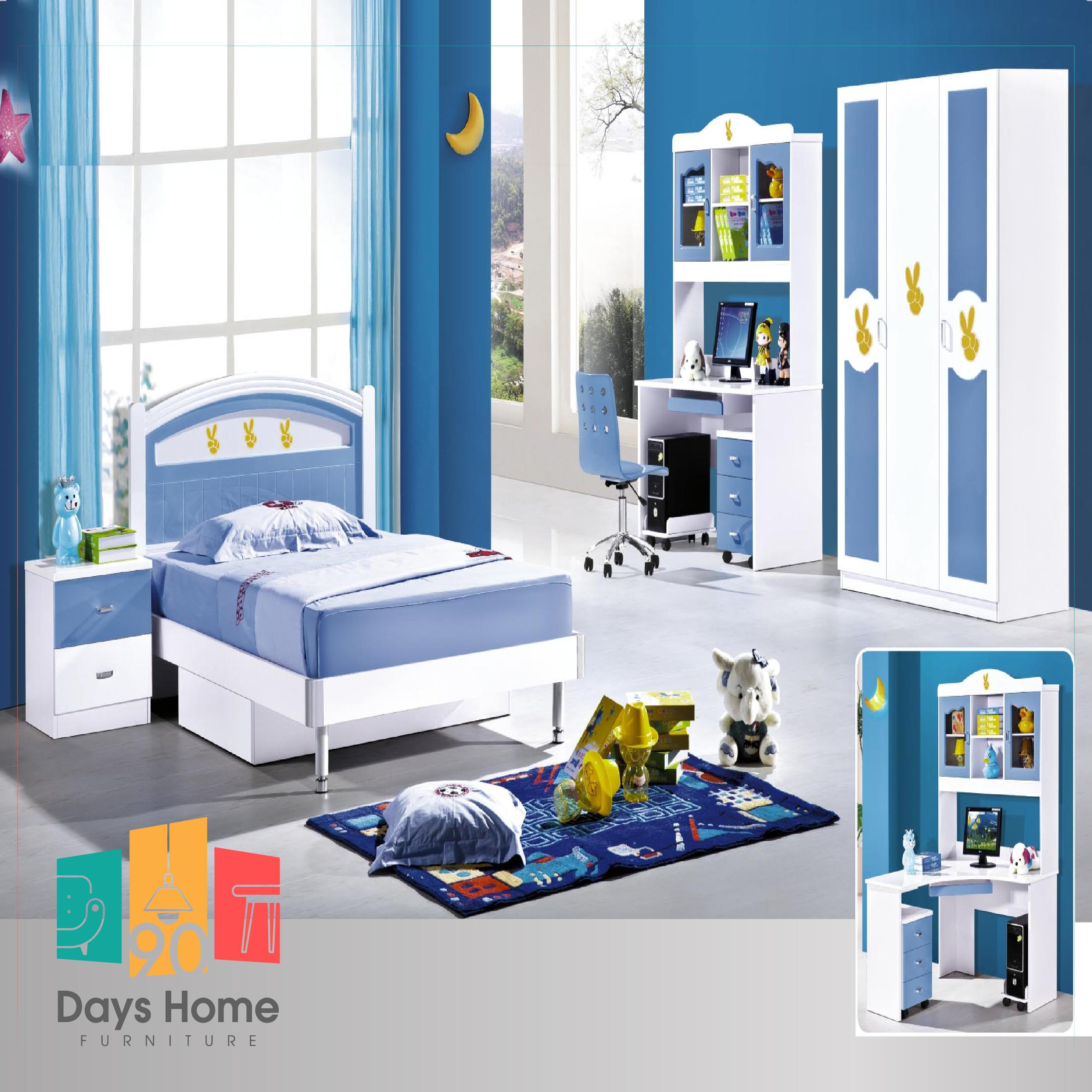غرفة اطفال  الارنوب الشقى